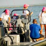 Babes on the Bay Fishing Tournament in Rockport Texas