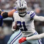 Cowboys overcome the Giants, and themselves, to win 44-20